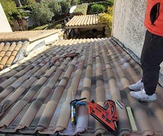 Pose de toiture Toulon