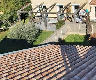 Pose toiture Toulon